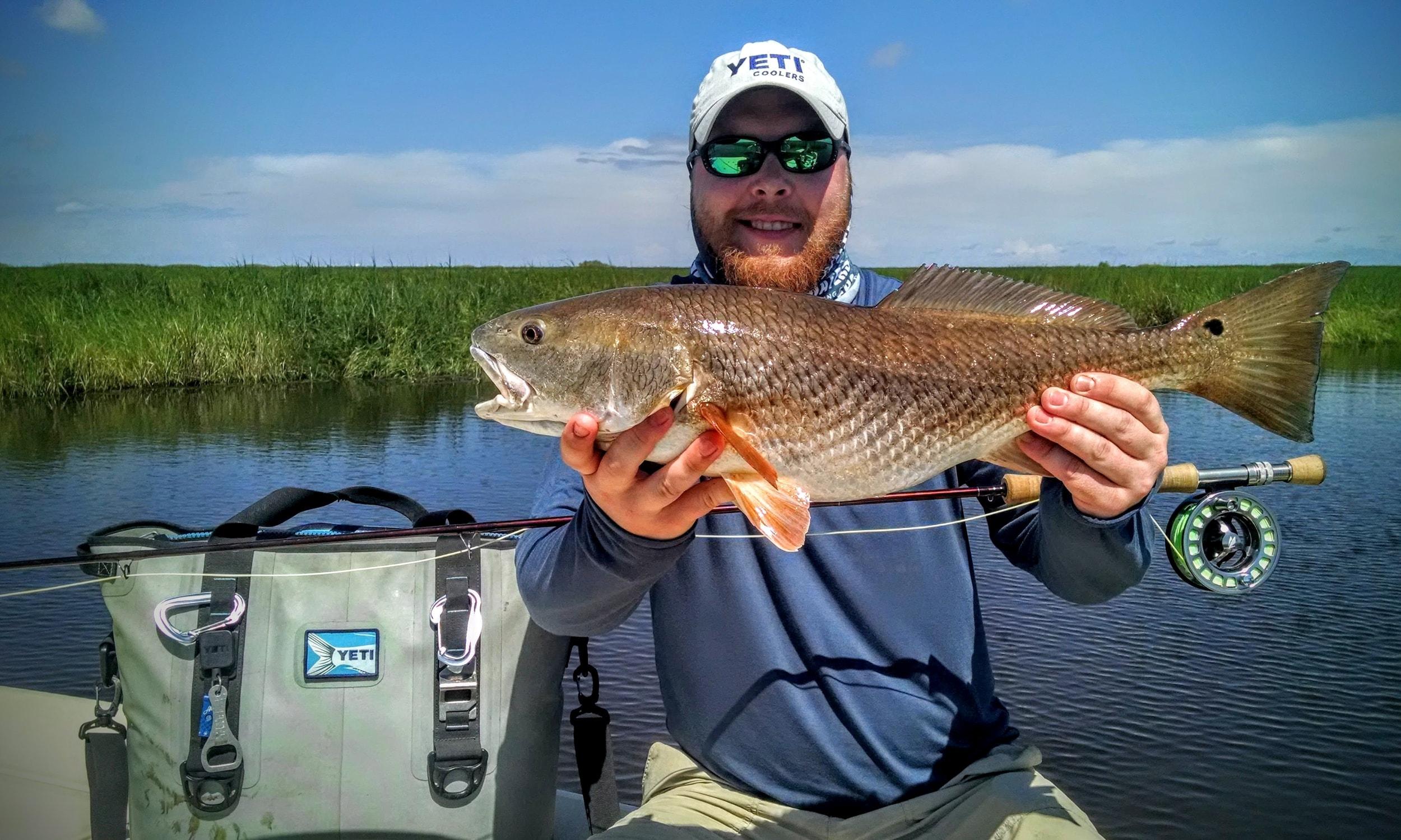 Louisiana fly fishing adventure south guide service for Louisiana fly fishing