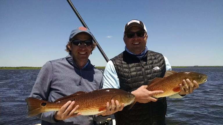 Louisiana Redfishing Fly Fishing Guides1